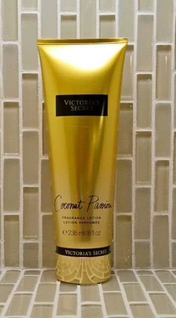 4a90019de10 Victoria s Secret Coconut Passion Fragrance Lotion Full 8 Oz Body ...