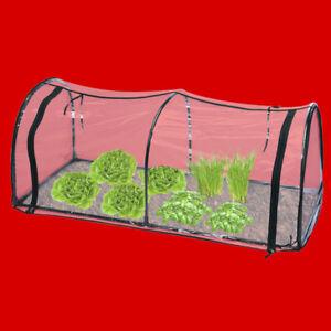 Gew chshaus treibhaus folie tunnel pflanztunnel fr hbeet for Insektenschutznetz garten