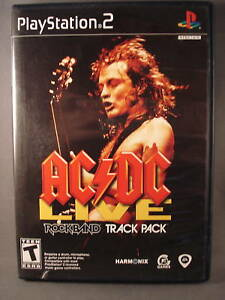 Playstation-2-AC-DC-Live-Rockband-Track-Pack