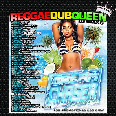 DJ Wass - Dream Chaser Dancehall Mixtape  Reggae Mix CD  April 2019 | eBay