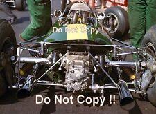 Jim Clark Lotus 33 Winner Dutch Grand Prix 1965 Photograph 2
