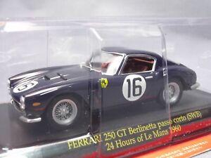 Ferrari-Collection-250-GT-Berlinetta-1-43-Scale-Box-Mini-Car-Display-Diecast-97
