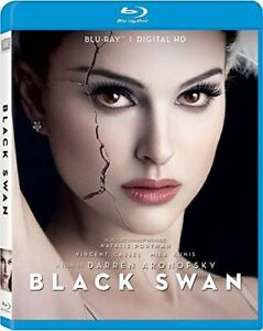 Black Swan (Blu-ray, 2010) NEW Out of Print Fast Shipping! Natalie Portman