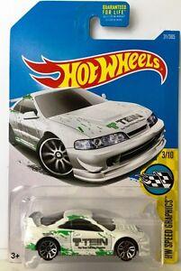 Image Is Loading Hot Wheels Custom 039 01 Acura Integra Gsr
