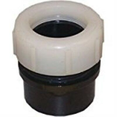 Home Improvement Enthusiastic Abs Trap Adapter 1-1/4x1-1/4in Fashionable Patterns Valves, Fittings & Clamps
