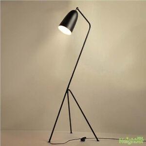 Modern Grasshopper Led Floor Lamp Triangle Lights Greta