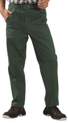 0119 Planam Bundhose BW 290 grün Berufsbekleidung Arbeitshose günstig bequem