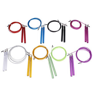Professional-MMA-Boxing-Fitness-Crossfit-Skipping-Rope-Skip-Speed-Jump-Rope-JR