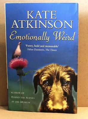 Emotionally Weird - Atkinson - Black Swan
