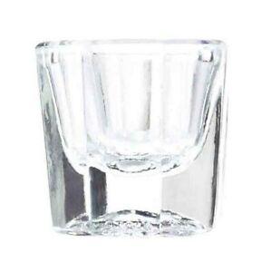Professional-Multi-Purpose-Glass-Dappen-Dish-Pot-Mixing-Acrylic-Nail-Art-Tinting