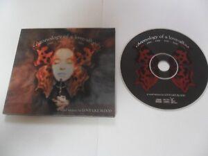 Love-Like-Blood-Chronology-Of-A-Love-Affair-CD-2001-Metal