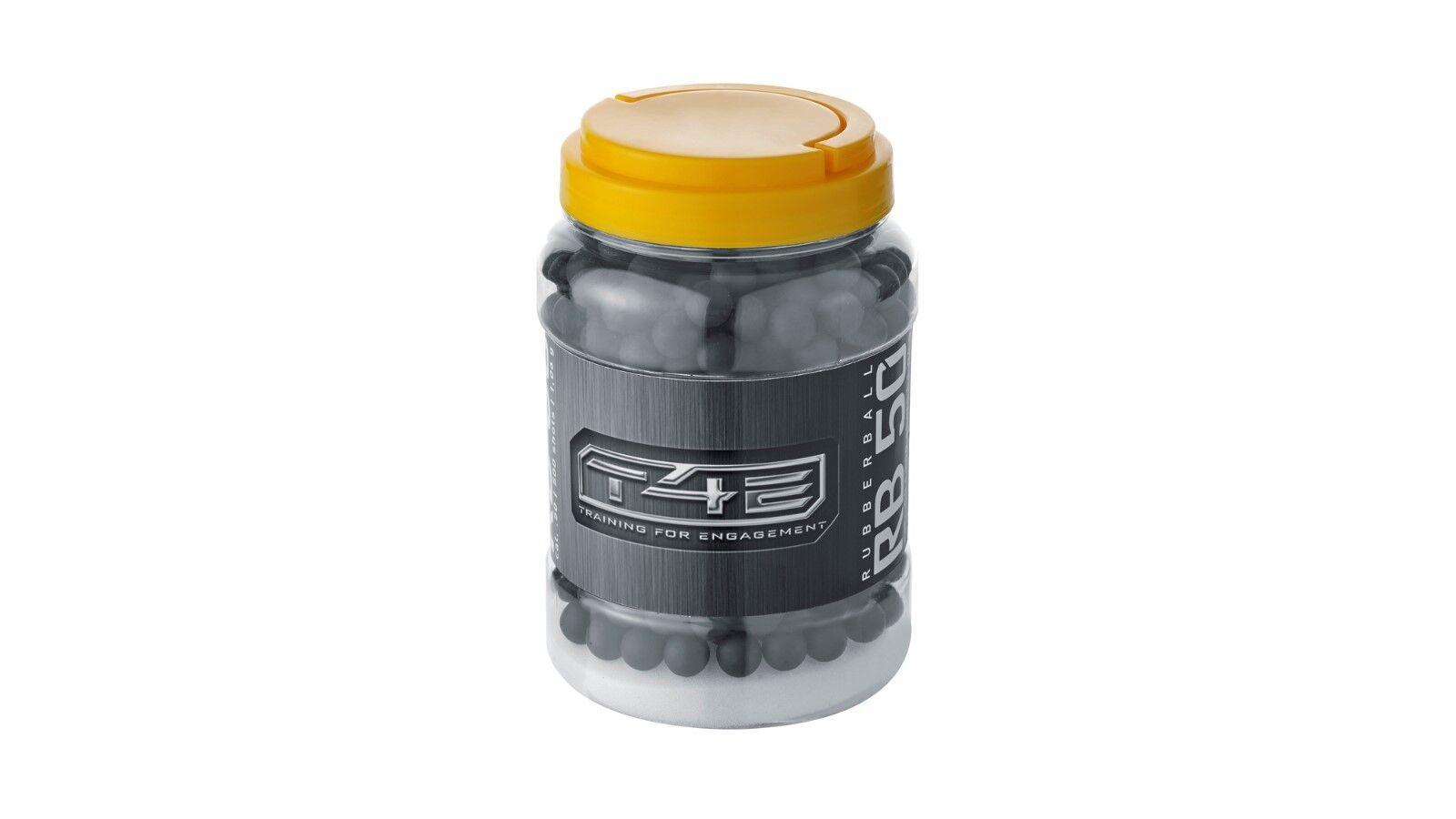 UMAREX t4e rubberballs rb50 Cal 50 proiettili di gomma 500 pezzi HOME DEFENSE HDR 50
