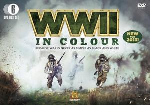 World-War-2-in-Colour-DVD-NEW