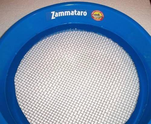 Futtersieb 2,5mm Zammataro Match Feedern Fertigfutter Wettangeln Pinki Maden