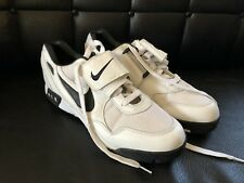 78219655cf6b item 2 Vintage 90's NIKE AIR PRO Turf Stove Football Low Top Cleats White  Black Size 15 -Vintage 90's NIKE AIR PRO Turf Stove Football Low Top Cleats  White ...