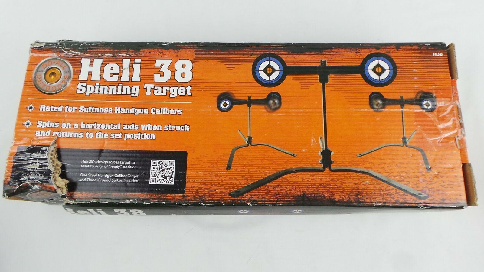 Do-All Traps Heli Handgun H38