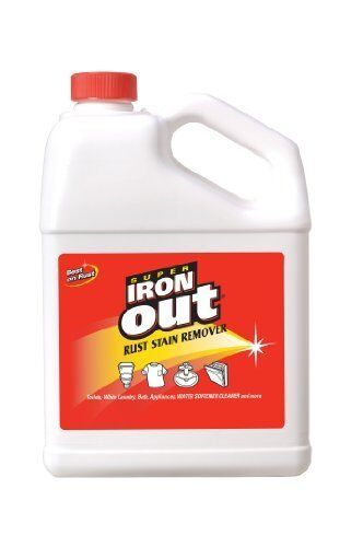 Multi Purpose Super Iron Out Rust Stain Remover for Toilets & Laundry 9.5lbs