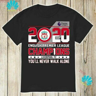Champion Silhouette 2020 Spec T-shirts Liverpool Winners 2019-2020