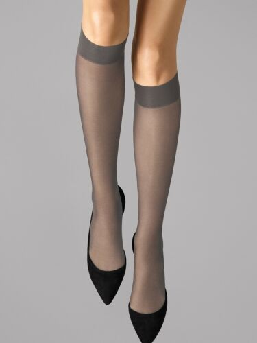 knee-highs Wolford CALZETTONI SATIN TOUCH 20