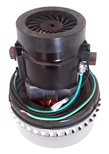 Moteur pour Nilfisk-Alto Attix 3 Modèle 2007 D'Aspiration Turbine 1200 Watt