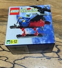 LEGO 2849 Gyrocopter X 2 Complete VGC No Boxes