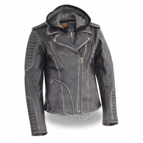 M Full c Hoodie Rub Jacket Women's Mll2516 off Liner W xaqPEfaSw