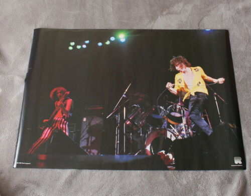 Def Leppard 1980s? Rick Allen LIVE on Stage Concert Holland Poster #RO-068 VG C6