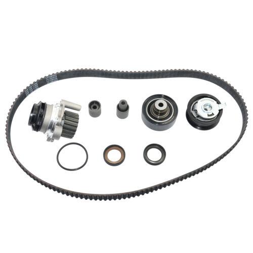 Water Pump Kit For Audi Seat Skoda VW 1.9TDI ALH Roller Set Timing belt