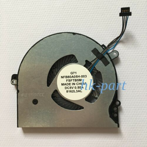 New for HP Pavilion 15-CC 15-CC700 CPU Cooling Fan 927918-001 NFB80A05H-003