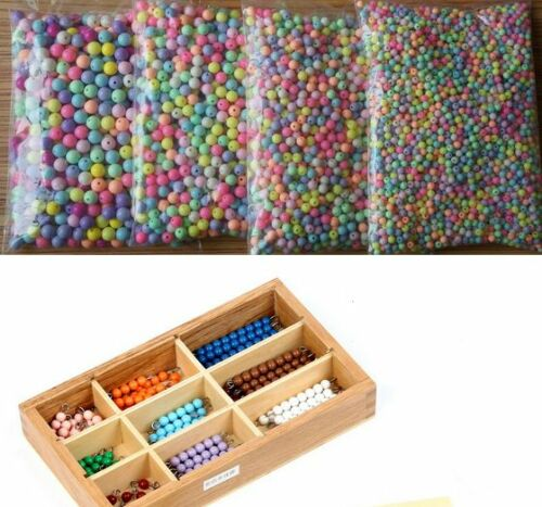 4mm 6mm 8mm 10mm 12mm Smooth Ball Spacer Pastel Color Acrylic Round Loose Beads