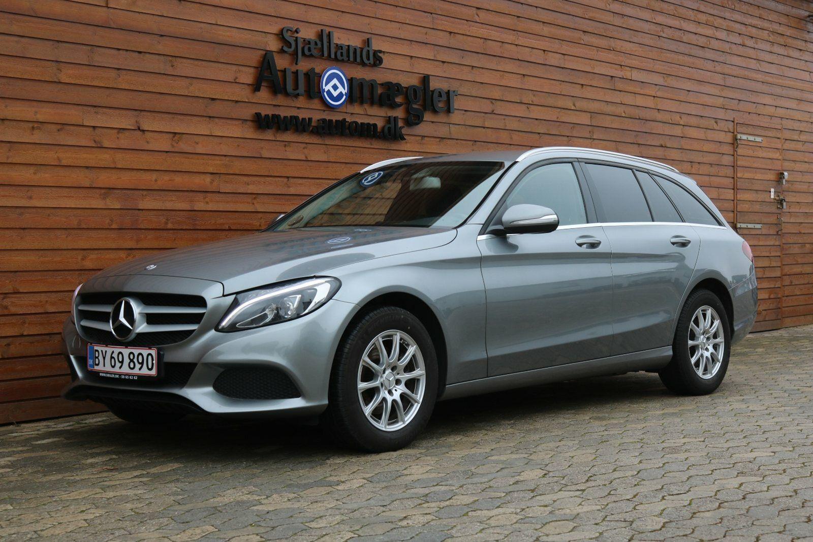 Mercedes C200 2,0 Business stc. aut. 5d