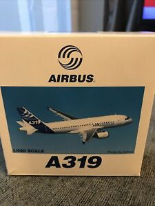 Airbus A319 1/400 Scale Dragon Wings