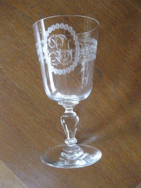 Glas, antikke glas, Kastrup og Holmegaard