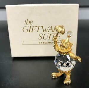 11fbfebb0e6a Image is loading 1983-Swarovski-Giftware-Suite-Trimlite-Crystal-Clown-with-