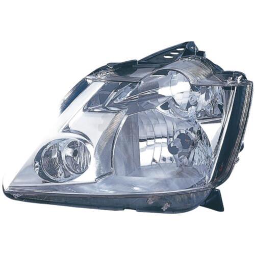 mit Blinker 56989809 Halogen Scheinwerfer Set für Renault MODUS F//JP0/_ 09.04