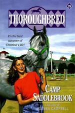 Thoroughbred: Camp Saddlebrook 28 by Joanna Campbell (1998, Paperback)