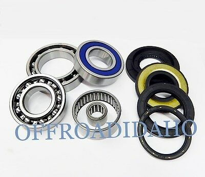Rear Axle Bearings and Seals Kit LTF250 LT-F250 Ozark 2002-2009