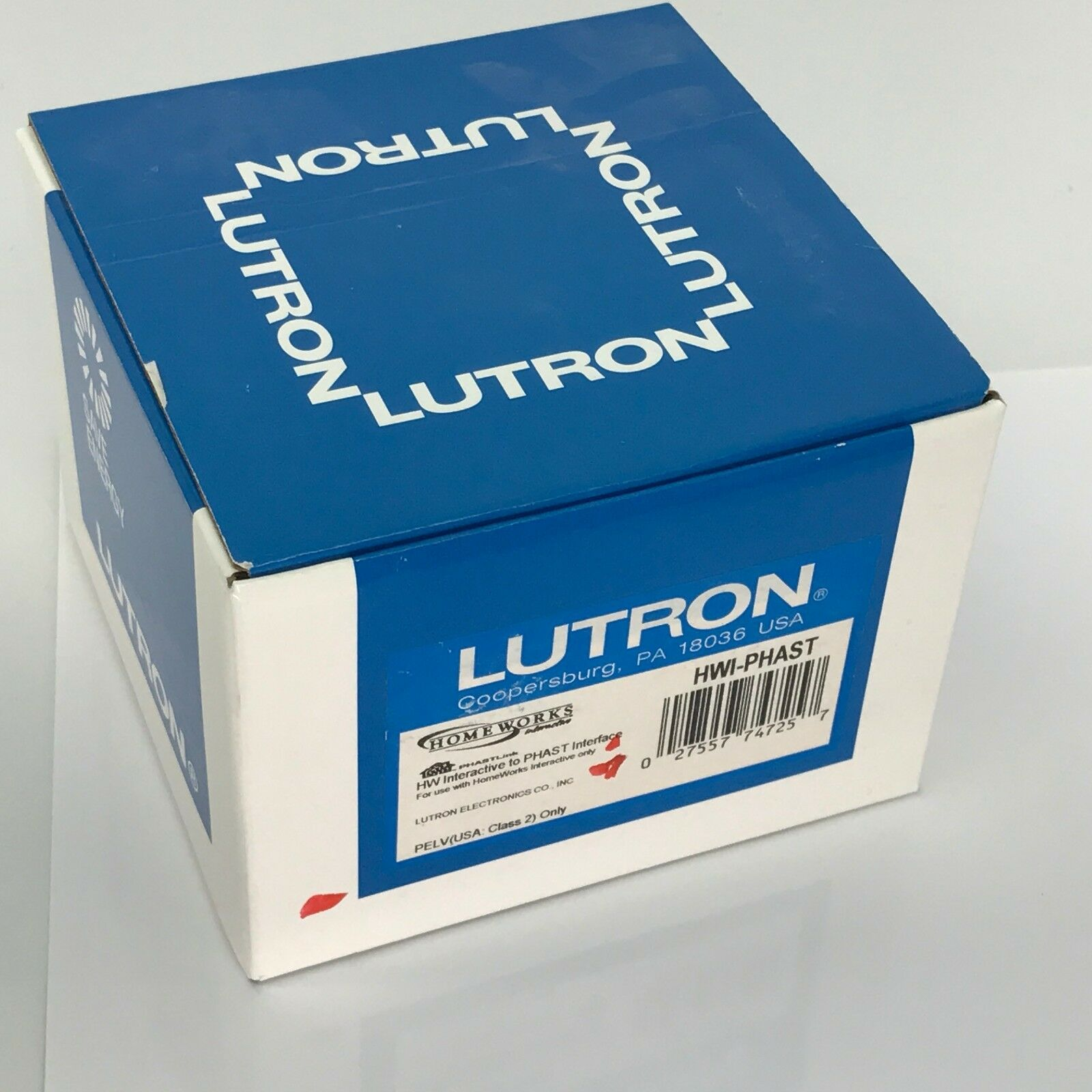 Lutron Homeworks to Phast Interface Hwi-phast - | eBay