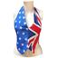 FLAG-Donna-17-034-PANNELLO-Skater-Gonna-Gilet-OLIMPIADI-WORLD-FLAG-Day-Costume