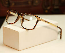 Myopia Glasses Optical Eyeglasses Frames Eyewear Rx Clear lenses women men