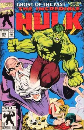 COMIC INCREDIBLE HULK   # 399 1992-9.4