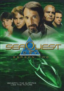 Seaquest-Dsv-Stagione-Due-Cofanetto-Nuovo-DVD