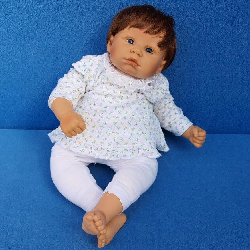 ROLANDA HEIMER BAMBOLA artisti BAMBOLA ZAPF 48 cm doll poupee 1999