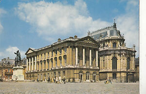 BF25421-versailles-chateau-cour-royale-france-front-back-image