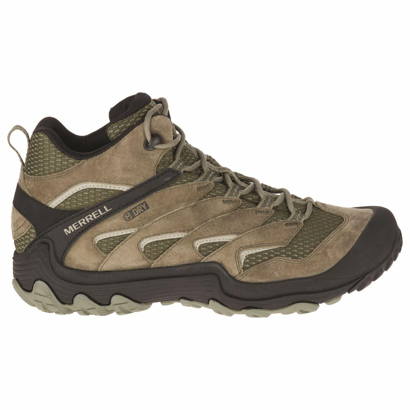 Merrell Mens Charm 7 Walking Stiefel Waterproof