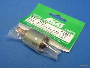 Details about (Team Atlas AT7-183) Brushed Motor 5mm Armature 13T Double  Made in Japan