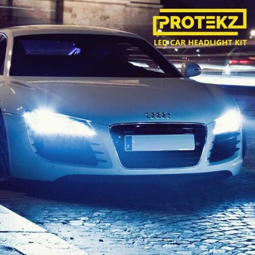 Protekz 6000K LED Fog Light Kit for 2014-2015 Infiniti Q60 H11 Fog Bulb