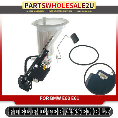 w// Sending Unit Fuel Pump For 2006-2007 BMW 525i 2008-2010 528i Gas Eng