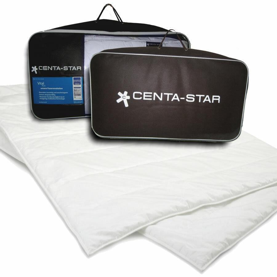 Centa Star Vital Plus Duo-Bett 135x200 cm 1.Wahl Winterbett Winterdecke 0740.00