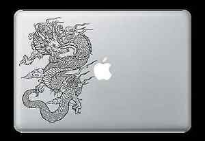 Chinese-Dragon-Vintage-Detail-Tribal-apple-pro-Decal-Sticker-Dell-Laptop-Graphic